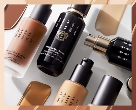 £5 OFF FOUNDATION