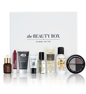 The Beauty Box by Funmi Fetto AW18 Edition