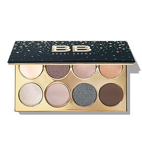 Smokey Crystal Eye Shadow Palette