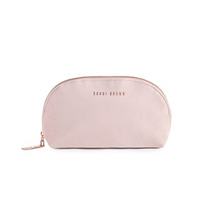 Wedding Essentials Pink Makeup Bag