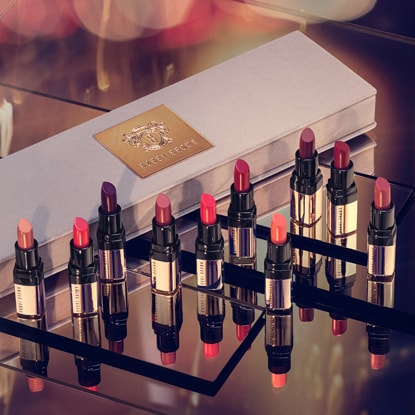 Luxe on Luxe Mini Luxe Lip Color Collection
